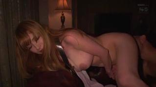 【エロ動画】「お願いっやめてくださいっ」暗闇で襲われる巨乳金髪美女 ティア
