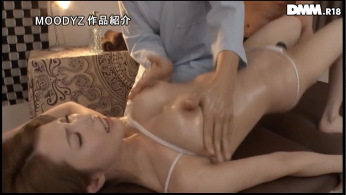 【エロ動画】「乳首だけでイクぅ」Gカップ美人お姉さんの乳首をしつこくこねくり回して超敏感乳首に 君島みお